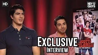 Brandon Routh & Satya Bhabha - Scott Pilgrim vs. The World Exclusive Interview
