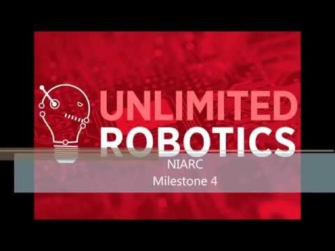 Unlimited Robotics - Milestone 4 - Western Sydney University
