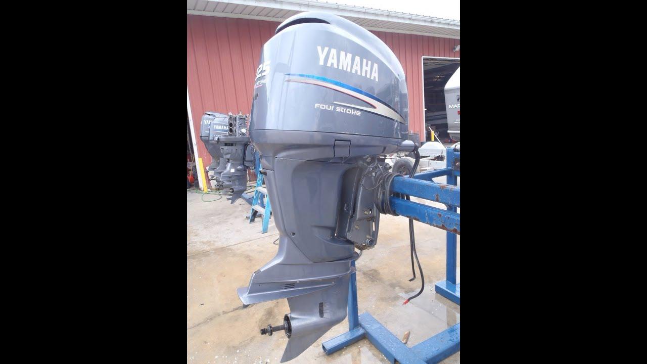 Used Yamaha  Four Stroke