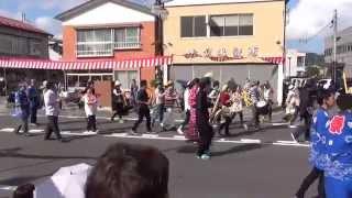 2015年9月19日 大友良英あまちゃんスペシャルビッグバンド@久慈秋まつり