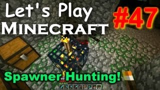 Let's Play Minecraft Survival (Part 47) - Things & Stuff