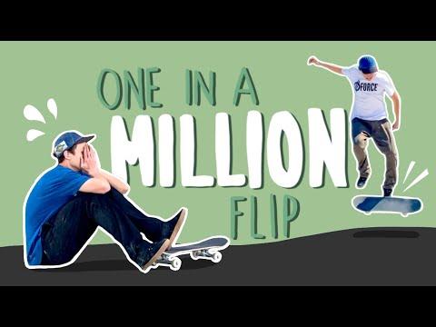 1 In A Million Flip | Impossible Tricks Of Rodney Mullen