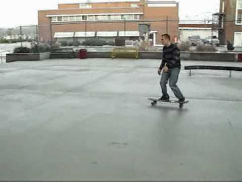 Eric Libby longboarding part 3