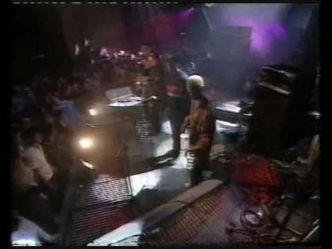 Ian Brown -  Corpses in their mouths -  Live TFI Friday
