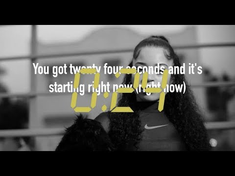 Shot Clock- Ella Mai Clean Lyrics