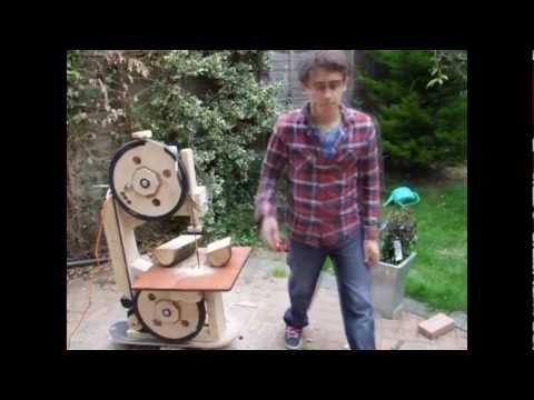 Homemade Bandsaw - Pt.1