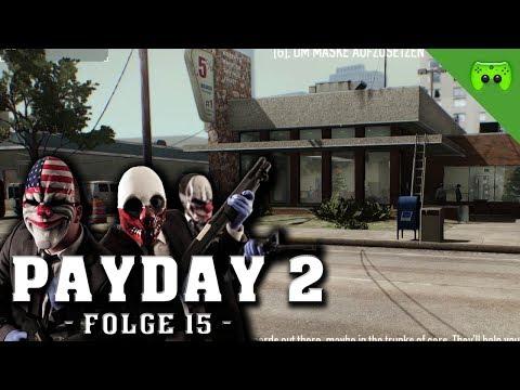 PayDay 2 # 15 - Rückschritt = Fortschritt «» Let's Play Together PayDay 2 COOP | HD