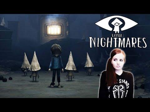Little Nightmares The Hideaway DLC FULL GAME Gameplay