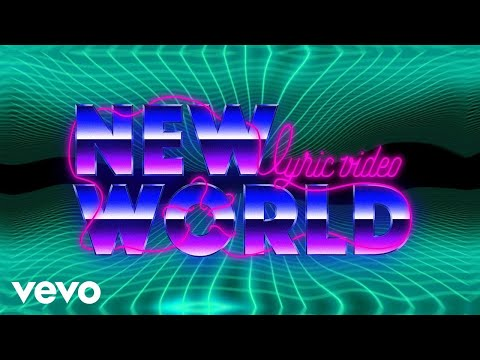 Krewella, Yellow Claw - New World (Official Lyric Video) ft. Taylor Bennett