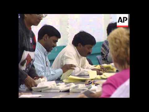 SOUTH AFRICA: KWAZULU NATAL PROVINCE ELECTION RESULTS