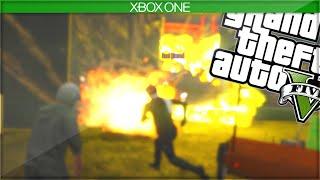 EXPLOSIVE PARKOUR?! (GTA 5 Funny Moments UNCUT) - Next Gen GTA 5 Gameplay