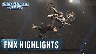 NIGHT of the JUMPs | FMX Highlights München 2018
