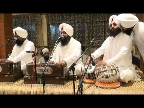 Bhai Harcharan  Singh Khalsa - Mere Mat Bahuri Meh Raam Bisario video