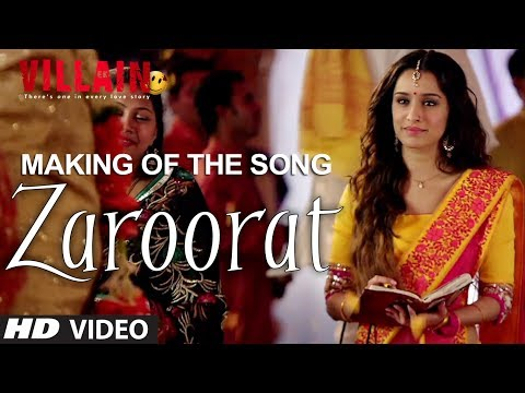 Making Of The Song: Zaroorat | Ek Villain | Mithoon | Mustafa Zahid video