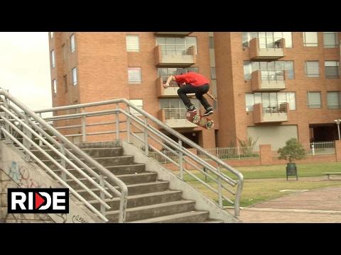 Mateo Martinez - Legaña Inc. Skateboards