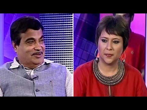 'Dukhi' Rahul like 'bandu' (baby) learning to walk, we don't take him seriously: Nitin Gadkari