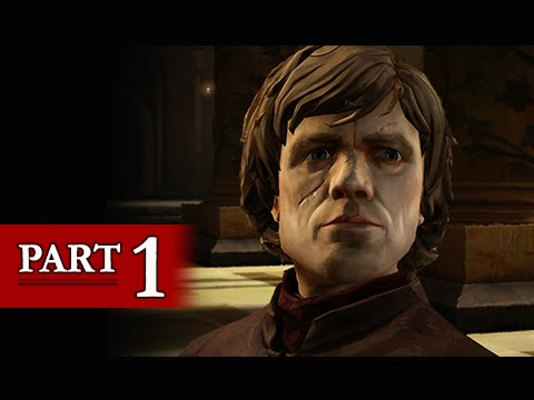 Game Of Thrones Walkthrough Part 1 Episode 1 Iron From