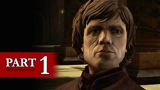 Game of Thrones Walkthrough Part 1 - Episode 1 Iron From Ice (Telltale Games Gameplay)