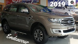 2019 Ford Endeavour Titanium+ 4WD 🔥 | detailed review | features | specs | price !!!