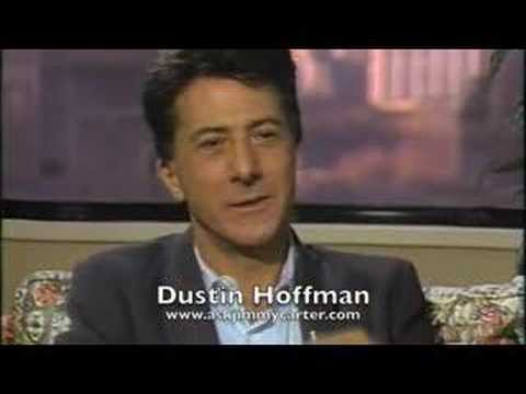 Dustin Hoffman on success and Rainman