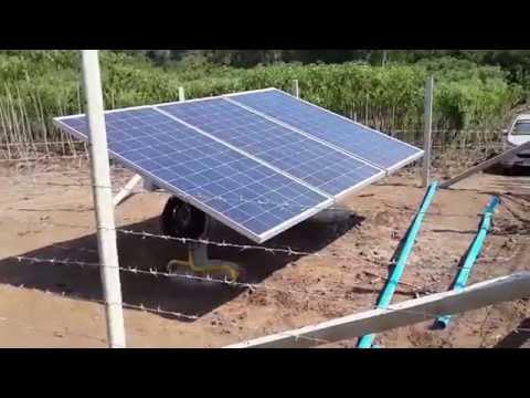 ระบบสูบน้ำพลังงานแสงอาทิตย์ ลอเร้นทซ์ PS1800-C-SJ5-12 ตอนที่ 2