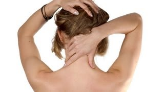 self massage for neck pain