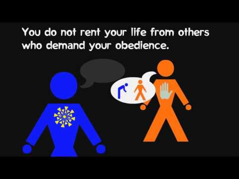 The Philosophy of Liberty HD with voiceover