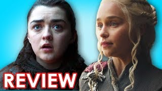 "Game of Thrones Season 8 Episode 5 REVIEW ""The Bells"""