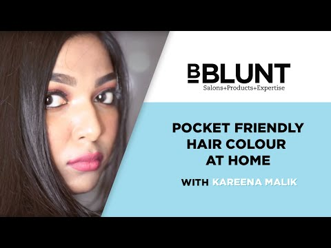 Pocket-Friendly Hair Colour At Home With Kareena Malik