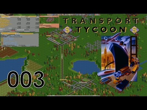 Transport Tycoon Deluxe [003] | Let's Play | Schnelle Expansion