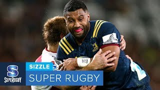 SUPER RUGBY SIZZLE: Week 13