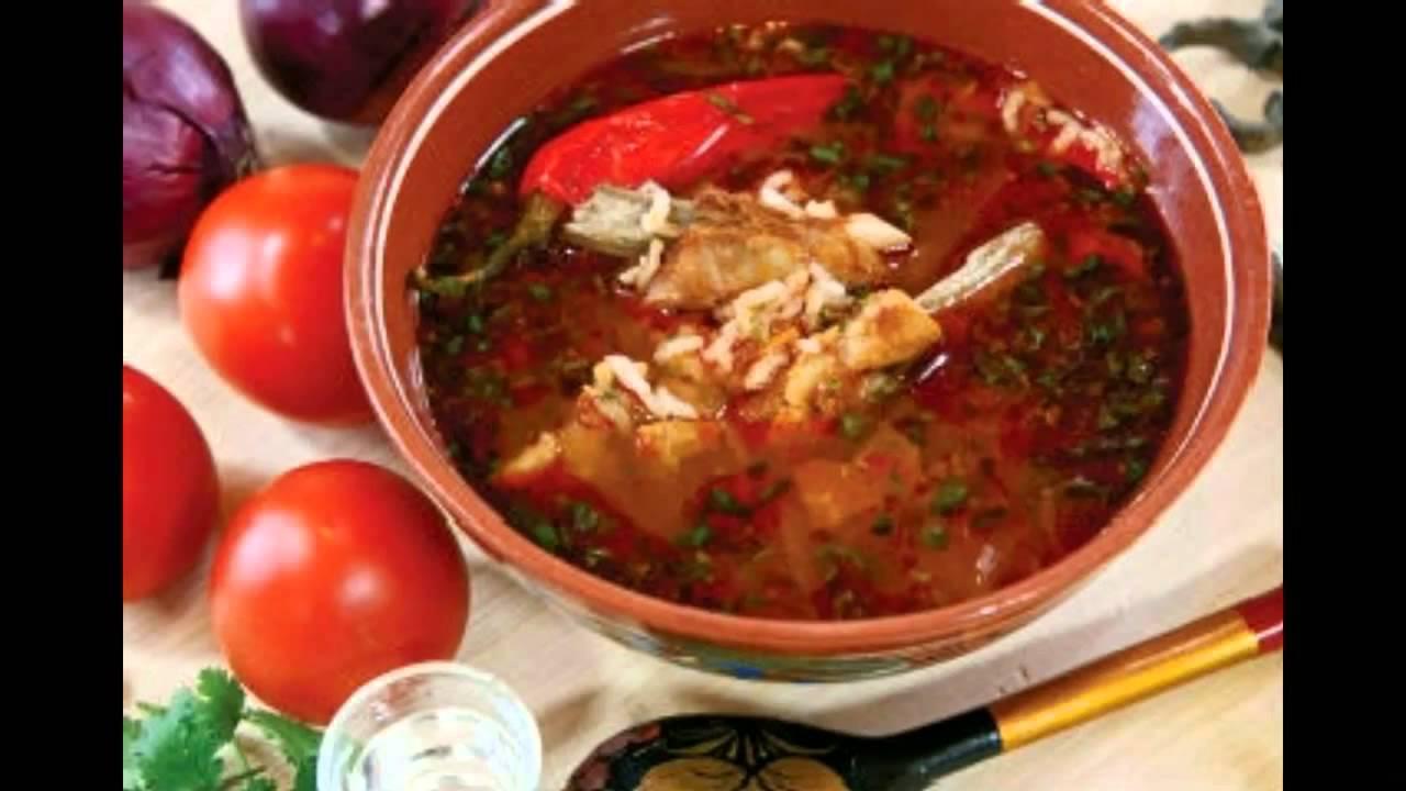 Классический рецепт харчо из баранины