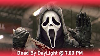 DBD On 7:00 pm |Back To Live | Fun Pandrom | MidFail-YT Live Stream
