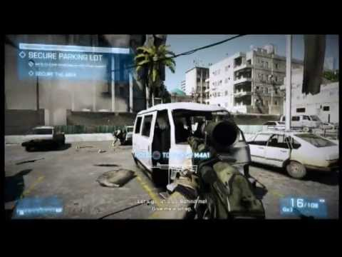 Let's Play BATTLEFIELD3   Part 2