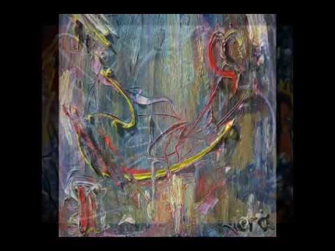 Beggar original oil paintings expressionism kseniya for Abstract impressionism definition