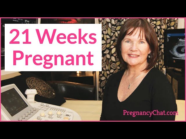"""""""21 Weeks Pregnant"""" by PregnancyChat.com @PregChat"""