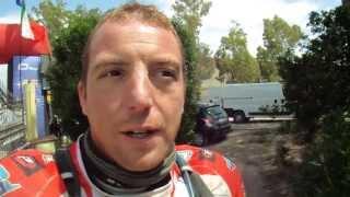 03 giugno   Commenti di Andrea Mancini a fine speciale   Sardegna Rally Raid 2013