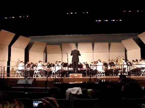 Dawnwood Middle School Holiday Concert