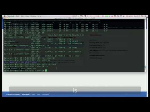 Demo: CycleCloud GPU-enabled HPC Clusters in the Cloud using Amazon EC2