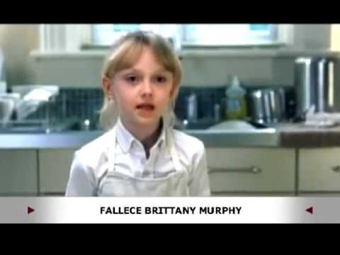 Brittany Murphy muere de paro respiratorio a los 32 años
