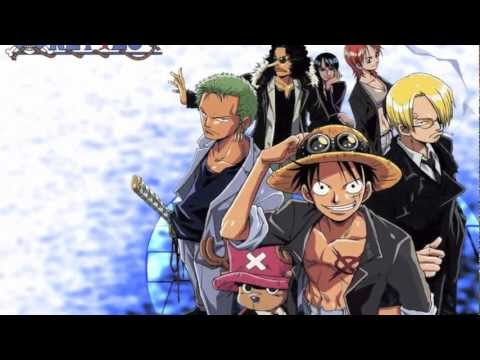 One piece fan vedio. Music by the secessesion