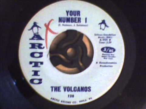 Volcanos - Your Number 1