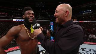 UFC 238: Aljamain Sterling Octagon Interview