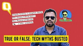 Your Phone Battery Will Explode If You Overcharge It? | Tech Myths Busted | The Quint