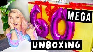 Gigantic UNBOXING! The biggest parcel ever 😱| Agnieszka Grzelak Vlog