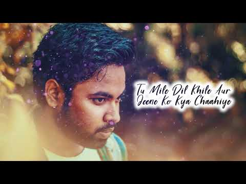Tum Mile Dil Khile - Unplugged Cover | Firoz Ali | Criminal | Kumar Sanu | Alka Yagnik