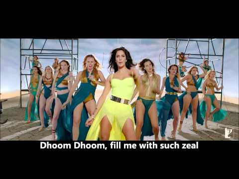 Dhoom 3 - Dhoom Machale Dhoom English Sub Hd Video video