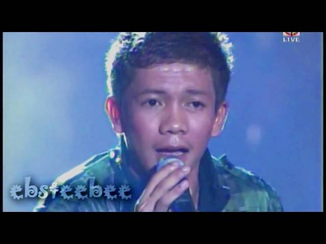 Jovit Baldivino - Carrie (Europe) - Pilipinas Got Talent (Semi-Finals May 1,2010)