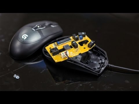 We visit Logitech's development and testing labs in Lausanne, Switzerland to learn how PC gaming mice sensors work and the testing procedures engineers have ...