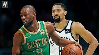 Brooklyn Nets vs Boston Celtics - Full Game Highlights | November 29, 2019 | 2019-20 NBA Season